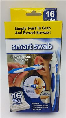Smart Swab odstranjivač voska iz uha novo