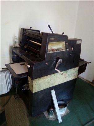 Prodaja mašina za štampariju