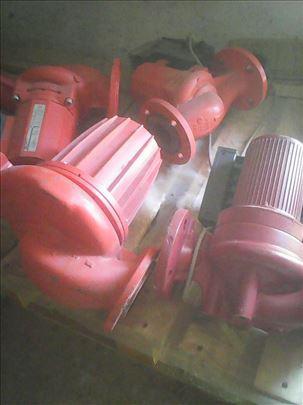 Pumpe, ventili, leptir ventili