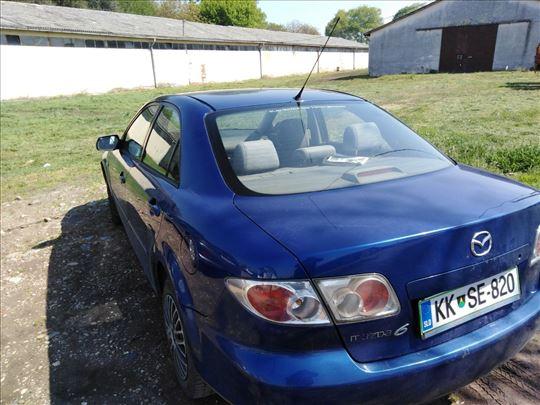 Mazda 6 Limuzins