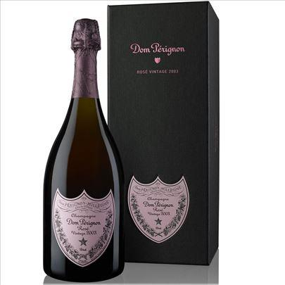 2003 Dom Perignon Rose Champagne