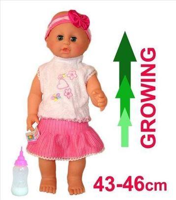 Beba koja raste Lutka koja raste Beba koja raste
