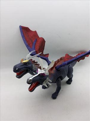 Dinosaurus/Zmaj dvoglavi sa Krilima novo-Najveći