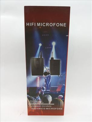 Hi-Fi mikrofon