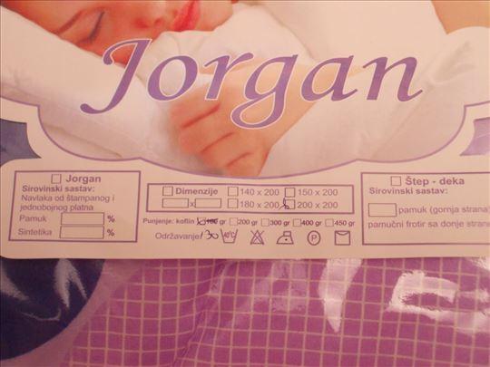 Jorgan za bračni krevet duplo punjenje