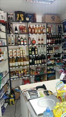 Komplet inventar za prodavnicu