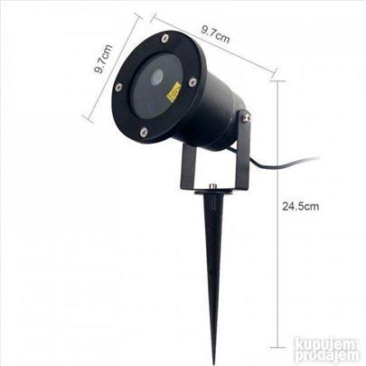 Laser projektor vodootporan spoljni akcija