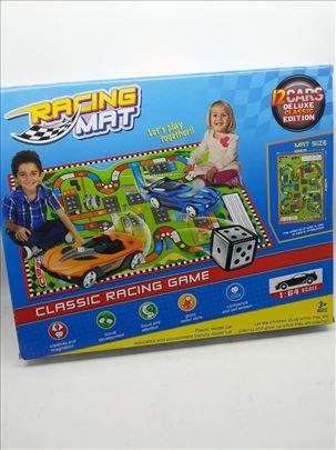 Racing Mat auto društvena igra novo - Autići