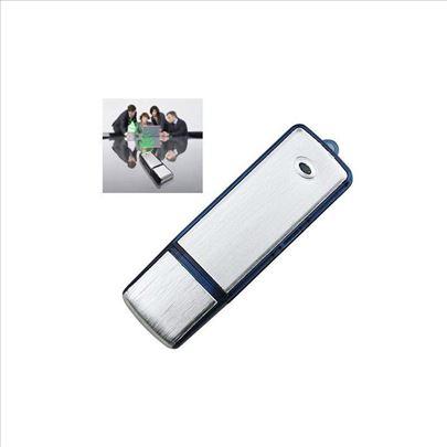 USB snimač prisluškivač razgovora 8GB snimac