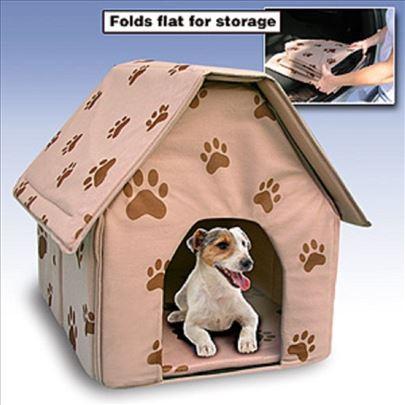 Kućica za pse za unutrašnju upotrebu novo