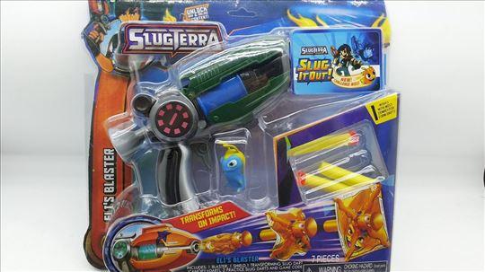 Pištolj Slugterra sa mecima koji se transformišu-p