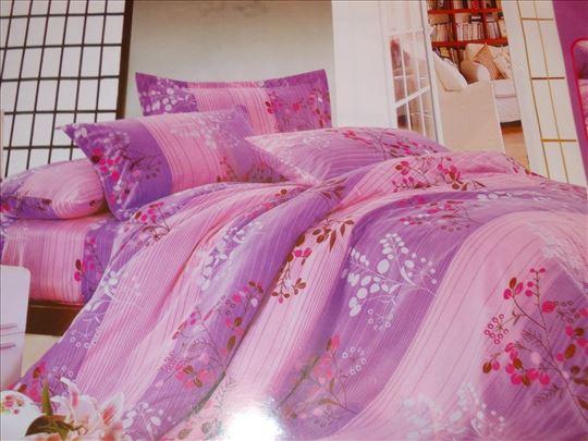 Posteljina za bracni krevet-model 13