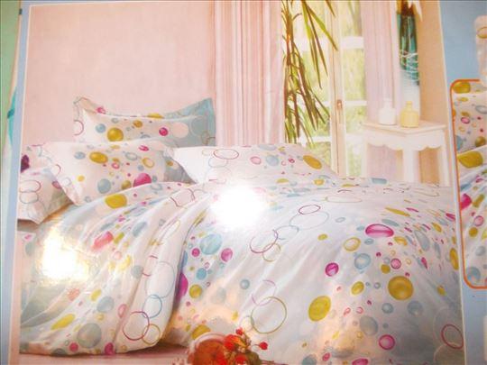 Posteljina za bracni krevet-model 18