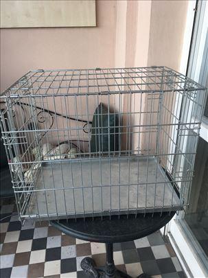 Rasklopivi kavez za psa