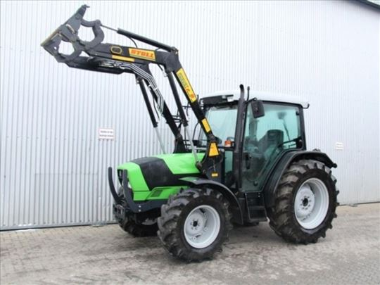 2012 Deutz-Fahr Agroplus 320