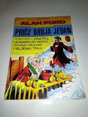 Alan Ford-Priče broja jedan br 6 specijal