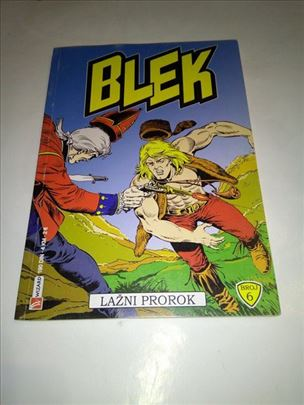 Blek - Lažni prorok broj 6 Wizard press