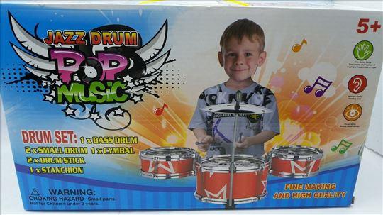 Bubnjevi dečji, akcija - Bubnjevi