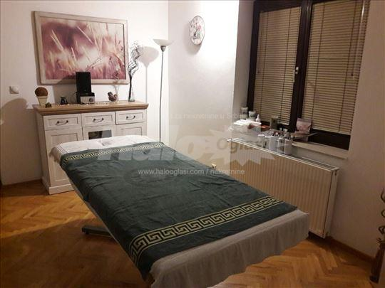 Dedinje, 200 m2, opremljen lux salon za negu
