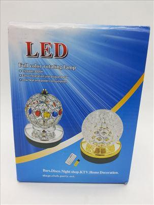 LED rotirajuca lampa u boji - LAMPA - LED