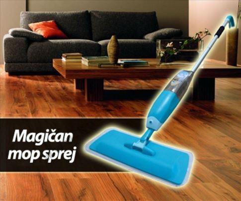 Magicni Mikrofiber Sprej Mop za Ciscenje mop sprej