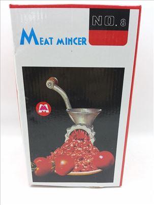 Ručni mlin za meso 8-ca novo-Mašina za mlevenje