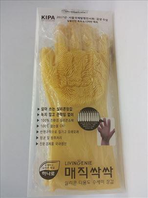 Visenamenska rukavica za pranje- rukavica