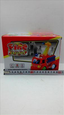 igračka muziči vatrogasac