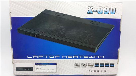 Kuler Pad za LaptopA X-890 Akcija-Kuler Pad