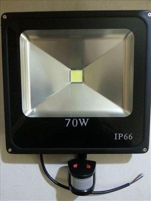 LED reflektor 20 slim sa senzorom