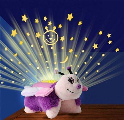 Projektor zvezdano nebo pčelica