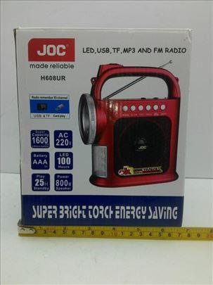 Radio sa lampom MP3
