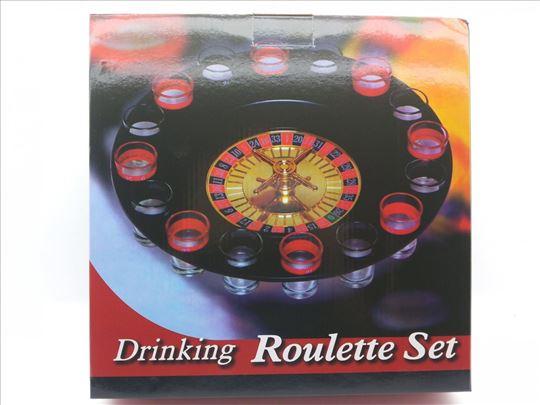 Rulet u piće akcija-rulet u piće