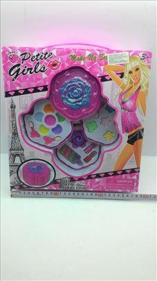 Šminka za devojčice