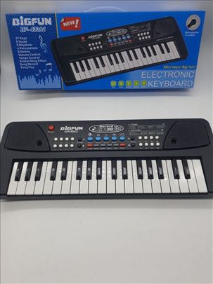 Klavijatura-sintisajzer za decu