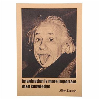 Poster Ajnštajn