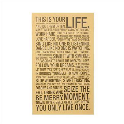 Poster Ovo je tvoj zivot – This is your life