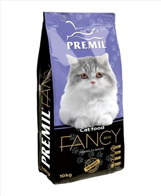 Hrana za mačke Fancy, akcija 1+1