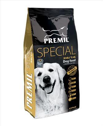 Hrana za pse Premil Special, pakovanje 1kg