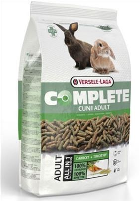 Hrana za zečeve i kuniće Cuni Complete 500g