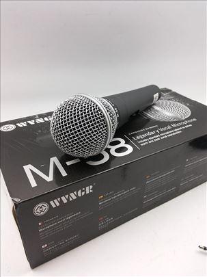 Mikrofon Shure SM-58, akcija