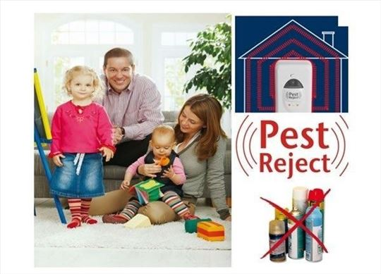 Rasterivač štetočina Pest Reject, nov