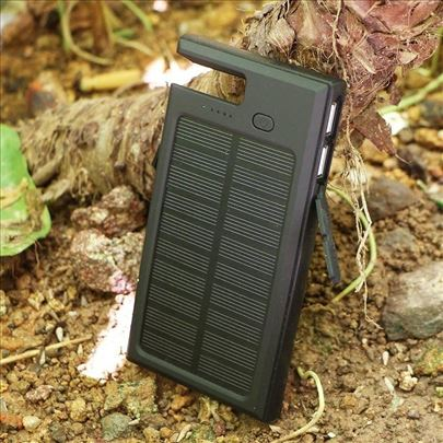 Solarni Power Bank 30000mAh nov