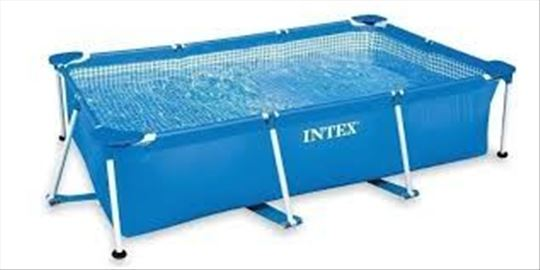 28272 Intex bazen 3m x 2m x 75cm bez filter pumpe