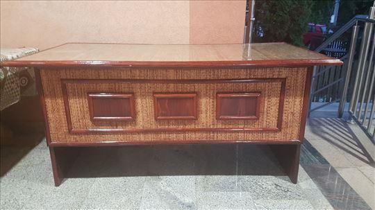 Kancelarijski sto Bambus