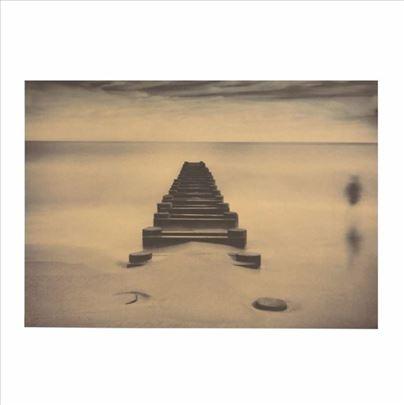Poster stepenice u pesku