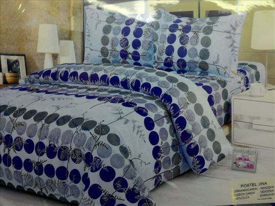 Bračna posteljina mode 50