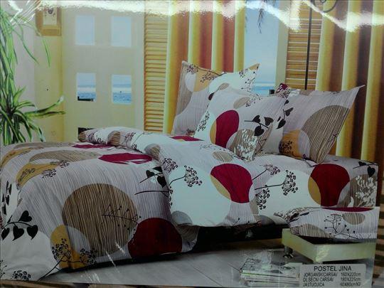 Bračna posteljina, model 51