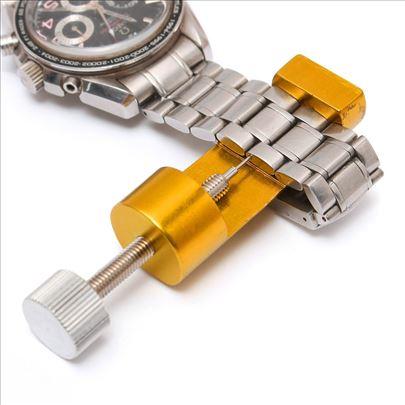 Alat za skraćivanje metalnih narukvica na satu