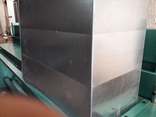 Mašina za blago profilisanje lima